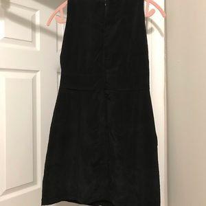 Anine Bing Dresses - NWOT Anine Bing deep v black silk dress, small